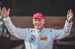 21.05.2019, AUT, ARCHIV, Niki Lauda am 20. Mai im Alter von 70 Jahren verstorben, im Bild Niki Lauda (AUT), 30.06.2018, Red Bull Ring, Spielberg, Legendenparade // ARCHIVE, Niki Lauda passed away on 20 May at the age of 70. Niki Lauda (AUT) during Legends Race of the Austrian FIA Formula One Grand Prix at the Red Bull Ring in Spielberg, France on 2018/06/30. EXPA Pictures © 2019, PhotoCredit: EXPA/ JFK
