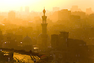Cairo at the top EG123 Historic Cairo View from minarets