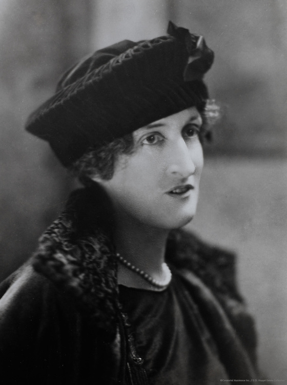 Margot Asquith, Countess of Oxford, England, UK, 1920