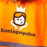NLD/Twello/20180420 - Koning opent de koningsspelen 2018, Shirt met koningsspelen