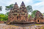 Banteay Srei, Angkor, Siem Reap, Cambodia
