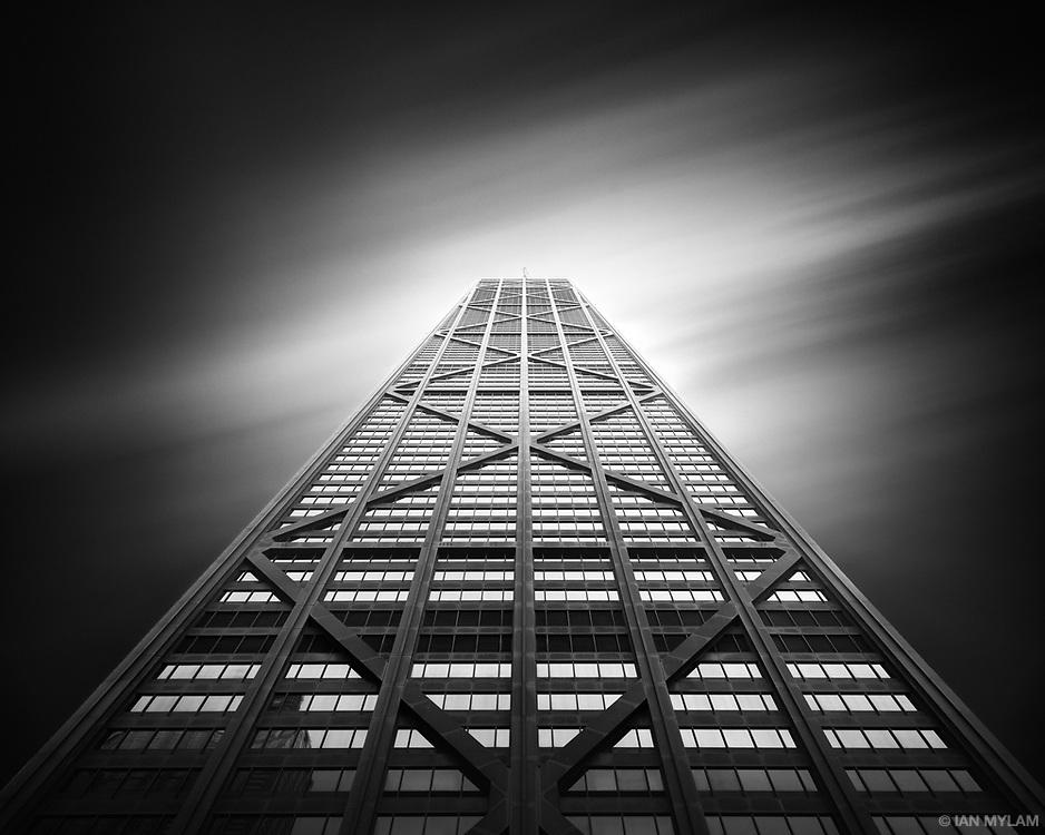John Hancock Building, Chicago, U.S.A.
