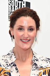 Bronagh Waugh arriving for the South Bank Sky Arts Awards, at the Savoy Hotel, London. Picture date: Sunday 1st July, 2018. Photo credit should read: Matt Crossick/ EMPICS Entertainment.