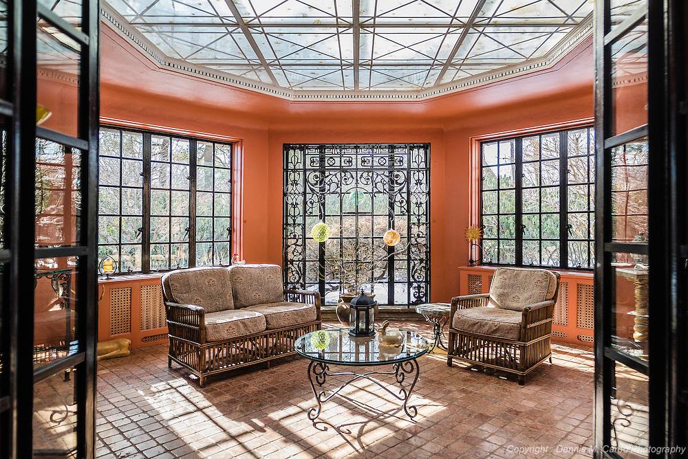Goodwin Mansion - Sunroom