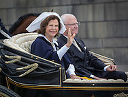 Carriage ride to Skansen, 06-0-2016