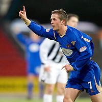St Johnstone FC December 2009