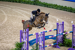 Alexander Edwina, AUS, Fair Light van T Heike<br /> World Cup Final Jumping - Las Vegas 2015<br /> © Hippo Foto - Dirk Caremans<br /> 15/04/2015