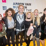 NLD/Amsterdam/20161021 - Armin van Buuren Live at the Van Gogh Museum, GRLBND - The Next Boy / Girl Band met John Ewbank