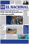March 06, 2021 (LATIN AMERICA): Front-page: Today's Newspapers In Latin America