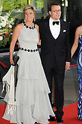 H.R.H. Princess Máxima of the Netherlands to Celebrate Her Birthday With a Few of Her Closest Royal Friends with a concert in the Concertbuilding in Amstyerdam.<br /> <br /> Her Royal Highness Princess Máxima of the Netherlands will be celebrating her 40th birthday in a concert of the Royal Concertgebouw Orchestra at the Concertgebouw in Amsterdam.<br /> <br /> Besides friends, family, members of foreign royal houses there will also be people there with whom she has worked with the for the past 10 years.<br /> <br /> On the Photo: Princes Laurentien en Prince Constantijn