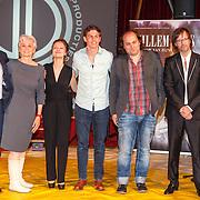 NLD/Amsterdam/20150521 - Perspresentatie producties Janke Dekker Productions,