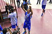 DESCRIZIONE : Milano Final Eight Coppa Italia 2014 Finale Montepaschi Siena - Dinamo Banco di Sardegna Sassari<br /> GIOCATORE : Giacomo Devecchi<br /> CATEGORIA : Ritratto Esultanza<br /> SQUADRA : Dinamo Banco di Sardegna Sassari<br /> EVENTO : Final Eight Coppa Italia 2014 Milano<br /> GARA : Montepaschi Siena - Dinamo Banco di Sardegna Sassari<br /> DATA : 09/02/2014<br /> SPORT : Pallacanestro <br /> AUTORE : Agenzia Ciamillo-Castoria / Luigi Canu<br /> Galleria : Final Eight Coppa Italia 2014 Milano<br /> Fotonotizia : Milano Final Eight Coppa Italia 2014 Finale Montepaschi Siena - Dinamo Banco di Sardegna Sassari<br /> Predefinita :