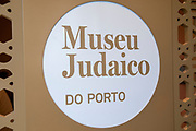 Museu Judaico do Porto. The Jewish Museum of Porto, Portugal