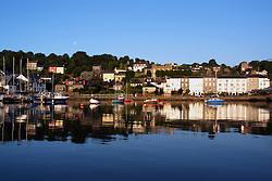 July 21, 2019 - Kinsale, River Bandon, County Cork, Ireland (Credit Image: © Peter Zoeller/Design Pics via ZUMA Wire)