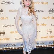 NLD/Amsterdam/20121119 - Inloop Marie Claire Prix de la Mode 2012 , Lauren Verster