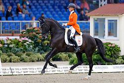 Cornelissen Adelinde, NED, Governor Str<br /> European Championship Dressage - Hagen 2021<br /> © Hippo Foto - Dirk Caremans<br /> 07/09/2021