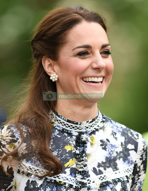 Members of The Royal Family attend the RHS Chelsea Flower Show at the Royal Hospital Chelsea, London, UK, on the 20th May 2019. 21 May 2019 Pictured: Catherine, Duchess of Cambridge, Kate Middleton. Photo credit: James Whatling / MEGA TheMegaAgency.com +1 888 505 6342