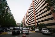 Appartment blocks in Seocho-gu.