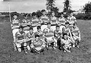 St. Michael's Listowel football team 1960's.