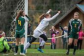 BFA St. Albans vs. Mount Mansfield Girls Soccer 10/26/16