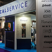 100% Optical 2018 continues to attract over 8,000 international buyers and more than 200 exhibitors, with talk and show on 28 January 2018 at the ExCeL London, UK.