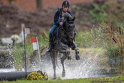 Mertens Lander, BEL, Princess Van De Vraagheide<br /> LRV Eventing Merksplas 2020<br /> © Hippo Foto - Dirk Caremans<br /> 10/10/2020