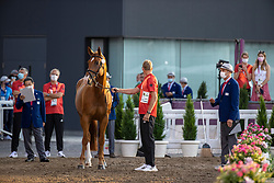 Thieme Andre, GER, DSP Chakaria, 346<br /> Olympic Games Tokyo 2021<br /> © Hippo Foto - Dirk Caremans<br /> 31/07/2021