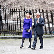 NLD/Den Haag/20170919 - Prinsjesdag 2017, Jet Bussemaker en partner Garth