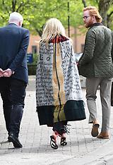 Pamela Anderson Visits Julian Assange In Belmarsh Prison - 07 May 2019