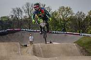 #216 (DODD Kyle) RSA at the 2016 UCI BMX Supercross World Cup in Papendal, The Netherlands.