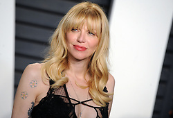Courtney Love arrives at the 2016 Vanity Fair Oscar Party Hosted By Graydon Carter at Wallis Annenberg Center for the Performing Arts on February 28, 2016 in Beverly Hills, California. EXPA Pictures © 2016, PhotoCredit: EXPA/ Photoshot/ Dennis Van Tine<br /><br />*****ATTENTION - for AUT, SLO, CRO, SRB, BIH, MAZ only*****