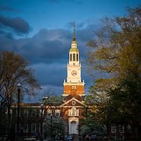 Dartmouth Colledge, Hanover, NH.