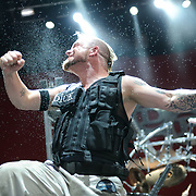 Five Finger Death Punch @ Mayhem Fest 2010