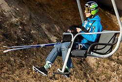 Timi Zajc (SLO) during the Ski Flying Hill Individual Competition at Day 2 of FIS Ski Jumping World Cup Final 2019, on March 22, 2019 in Planica, Slovenia. Photo by Masa Kraljic / Sportida