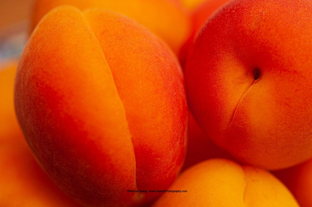 Still Life Apricots