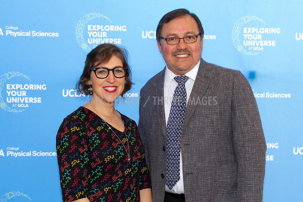 Mayim Bialik, and Miguel Garcia-Garibay