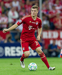 19.05.2012, Allianz Arena, Muenchen, GER, UEFA CL, Finale, FC Bayern Muenchen (GER) vs FC Chelsea (ENG), im Bild Toni Kross, (FC Bayern München #39) during the Final Match of the UEFA Championsleague between FC Bayern Munich (GER) vs Chelsea FC (ENG) at the Allianz Arena, Munich, Germany on 2012/05/19. EXPA Pictures © 2012, PhotoCredit: EXPA/ Peter Rinderer