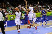 DESCRIZIONE : Lubiana Ljubliana Slovenia Eurobasket Men 2013 Preliminary Round Belgio Francia Belgium France<br /> GIOCATORE : Tony Parker<br /> CATEGORIA : fallo foul<br /> SQUADRA : Francia France<br /> EVENTO : Eurobasket Men 2013<br /> GARA : Belgio Francia Belgium France<br /> DATA : 09/09/2013 <br /> SPORT : Pallacanestro <br /> AUTORE : Agenzia Ciamillo-Castoria/H.Bellenger<br /> Galleria : Eurobasket Men 2013<br /> Fotonotizia : Lubiana Ljubliana Slovenia Eurobasket Men 2013 Preliminary Round Belgio Francia Belgium France<br /> Predefinita :