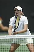 4/10/04 Women's Tennis vs Old Dominion