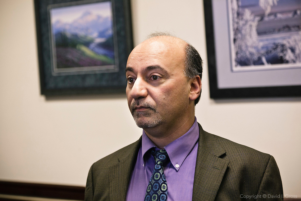 Representative Les Gara (D) in the Alaska State Legislature.