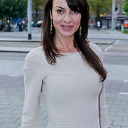 NLD/Amsterdam/20110925 - Benefietavond Red Sun Stichting Stop Kindermisbruik, Irene van der Laar