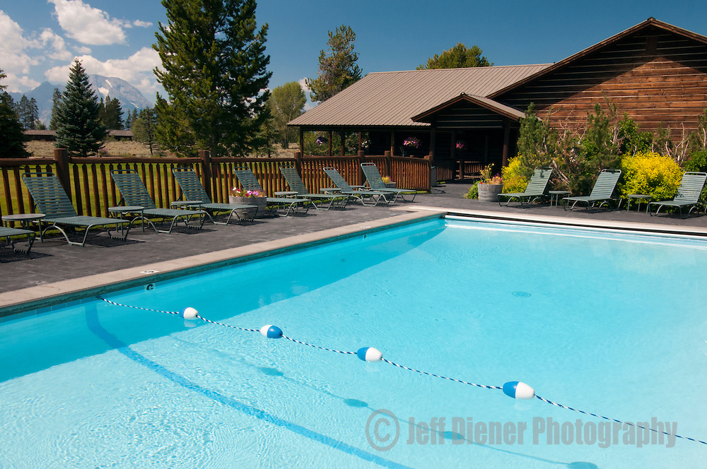 Lost Creek Ranch & Spa in Jackson Hole, Wyoming.