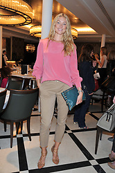 HEIDI BISHOP at a lunch to launch Cash & Rocket on Tour 2013 hosted by Julia Brangstrup in aid of Orpan Aid and Shine on Sierrra Leone held at Banca, 40 North Audley Street, London on 29th April 2013.