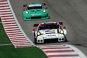 September 19, 2015: Tudor at Circuit of the Americas. #912 Bergmeister, Bamber, Porsche NA 911 RSR, GTLM