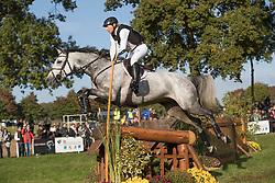 Klimke Ingrid, GER, Weisse Duene<br /> World Championship Young Eventing Horses<br /> Mondial du Lion - Le Lion d'Angers 2016<br /> © Hippo Foto - Dirk Caremans<br /> 22/10/2016