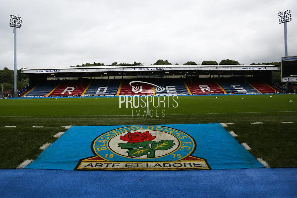 Stadium before the EFL Sky Bet Championship match between Blackburn Rovers and Burton Albion at Ewood Park, Blackburn, England on 20 August 2016. Photo by Simon Brady.