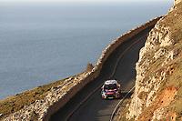 MOTORSPORT - WORLD RALLY CHAMPIONSHIP 2011 - WALES RALLY GB / RALLYE DE GRANDE-BRETAGNE - CARDIFF (GBR) - 10 TO 13/11/2011 - PHOTO : FRANCOIS BAUDIN / DPPI - 01 SEBASTIEN LOEB (FRA) / DANIEL ELENA (MCO) - CITROËN DS3 WRC - CITROËN TOTAL WRT - ACTION