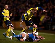 Macclesfield Town v Oxford United 021216