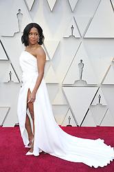 91st Annual Academy Awards - Arrivals. 24 Feb 2019 Pictured: Regina King. Photo credit: Jaxon / MEGA TheMegaAgency.com +1 888 505 6342