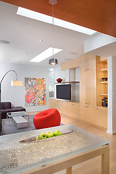 Ben Ames Architect Catherine Hailey interior designer Family room TV room Ben Ames architect, Catherine Hailey design